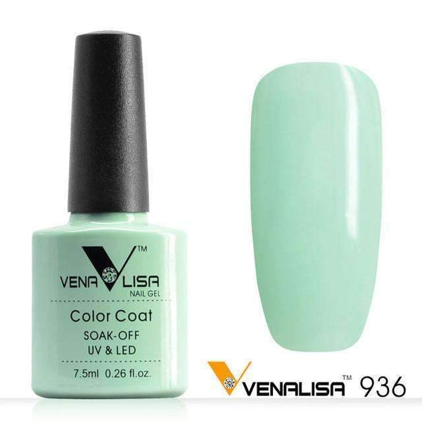 PinKart-USA Online Shopping 936 Nail Art Design Manicure Canni 60 Color 7.5Ml Soak Off Enamel Gel Polish