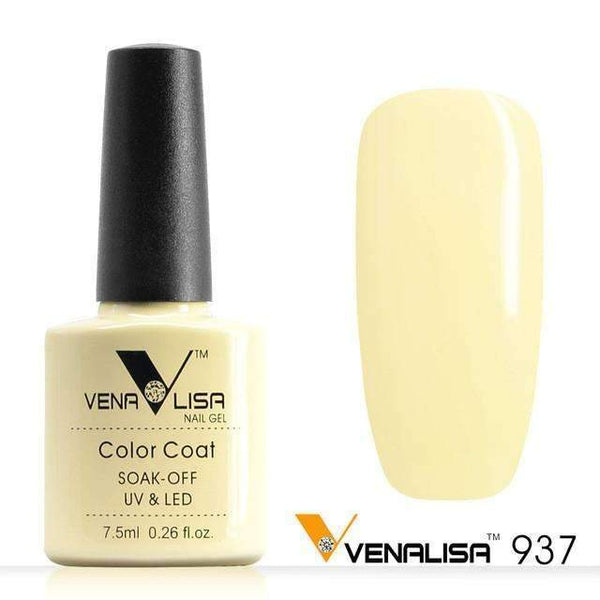PinKart-USA Online Shopping 937 Nail Art Design Manicure Canni 60 Color 7.5Ml Soak Off Enamel Gel Polish