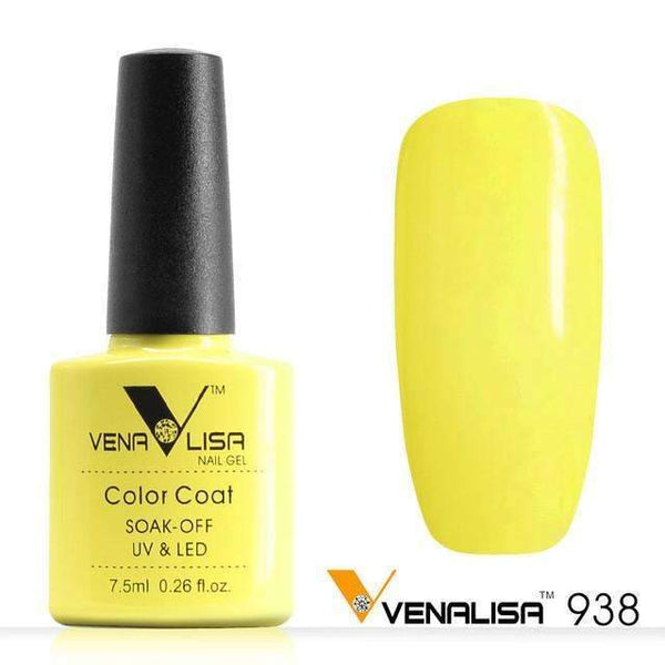 PinKart-USA Online Shopping 938 Nail Art Design Manicure Canni 60 Color 7.5Ml Soak Off Enamel Gel Polish