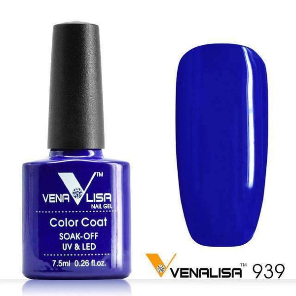 PinKart-USA Online Shopping 939 Nail Art Design Manicure Canni 60 Color 7.5Ml Soak Off Enamel Gel Polish