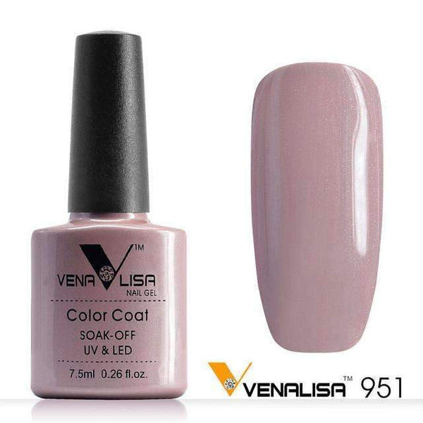 PinKart-USA Online Shopping 951 Nail Art Design Manicure Canni 60 Color 7.5Ml Soak Off Enamel Gel Polish