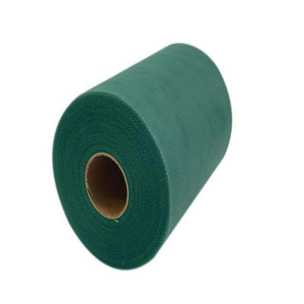 PinKart-USA Online Shopping ARMY GREEN 60 Color Pick Wedding Tulle Roll Spool Fabric 6Inch*100Yards Baby Grils Skirt Tutu Tulle Roll Gift