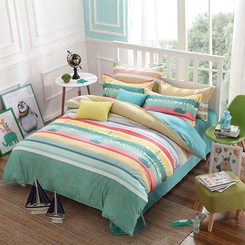 PinKart-USA Online Shopping AS 2 / Full Classic Active Bedding Set /Comforter Set/ Duvet Cover Set/ Bed Sheet
