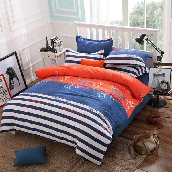 PinKart-USA Online Shopping AS 6 / Full Classic Active Bedding Set /Comforter Set/ Duvet Cover Set/ Bed Sheet