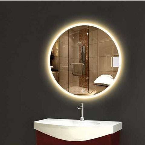 PINkart-USA Online Shopping Bathroom Wall Sconce Round Dressing Room Led Mirror Light Bathroom Mirror Light Makeup Lamp Vanity