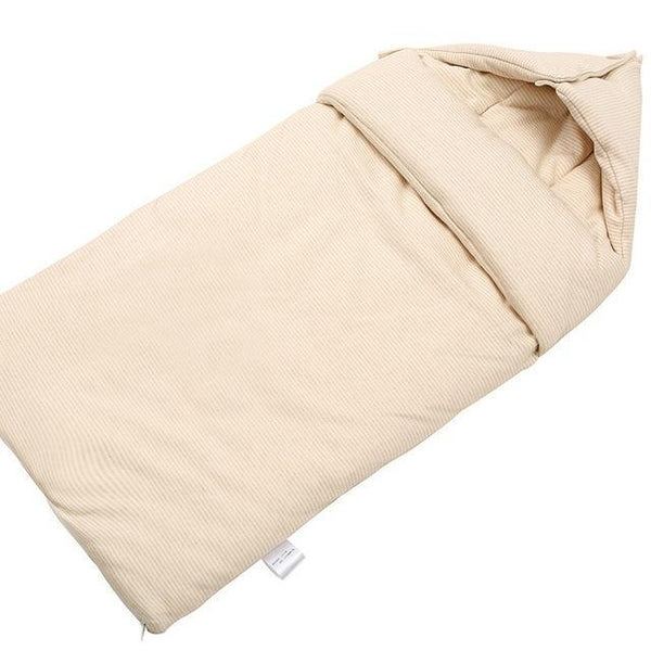PINkart-USA Online Shopping Beige 300G Baby Sleeping Bag Winter Envelope For Newborns Sleep Thermal Sack Cotton Kids Sleepsack Carriage