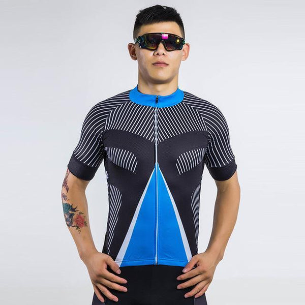 PINkart-USA Online Shopping Beige / L Breathable Mens Cycling Jersey Tops Mtb Bicycle Cycling Clothing Ropa Maillot Ciclismo