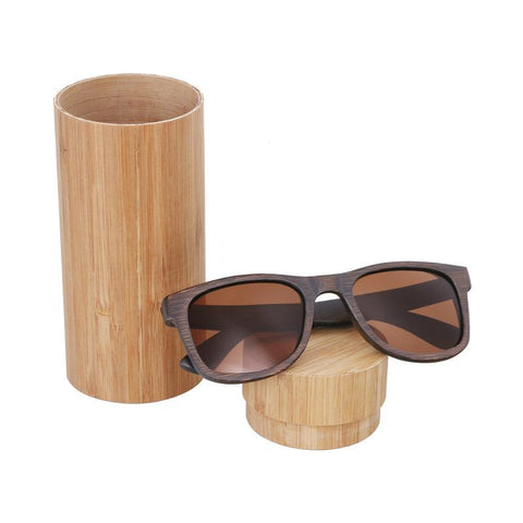 PINkart-USA Online Shopping Berwer Women Bamboo Sunglasses Bamboo Wooden Sunglasses