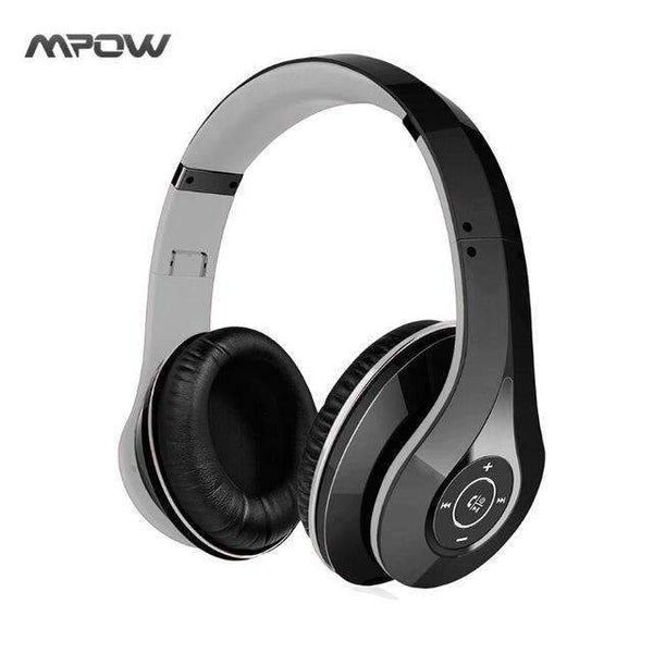 PinKart-USA Online Shopping Black and Grey / China Bluetooth Stereo Headphones Headset Wireless Bluetooth 4.0 On-Ear Noisy Cancel Hifi Stere