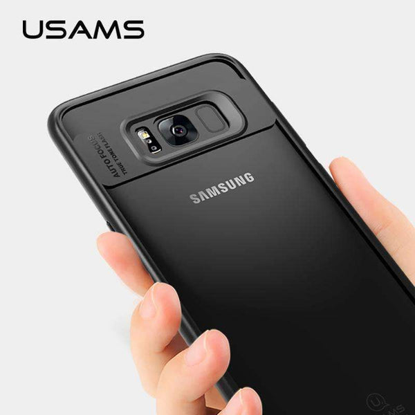 PinKart-USA Online Shopping Black for Samsung s8 / China Usams Original Phone Case For Samsung Galaxy S8 Case Ultrthin Case For Samsung Galaxy S8 Plus Case