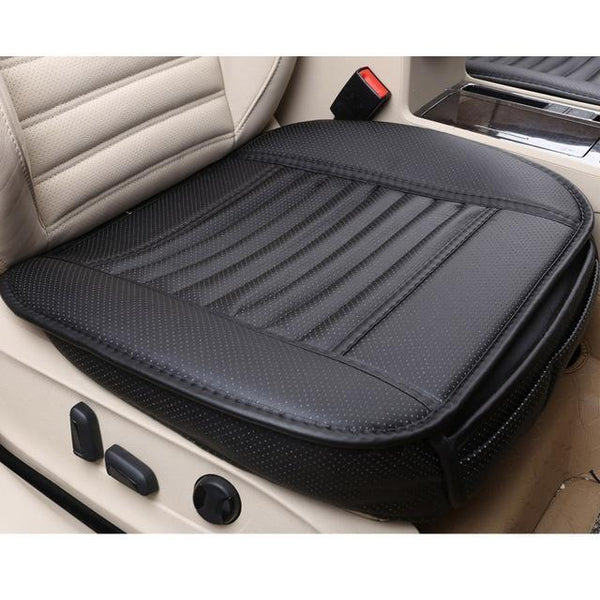 PinKart-USA Online Shopping black full 1pcs / China Brand General Car Seat Cushions,Universal Non-Rollding Up Pads Single Non Slide Car Seat