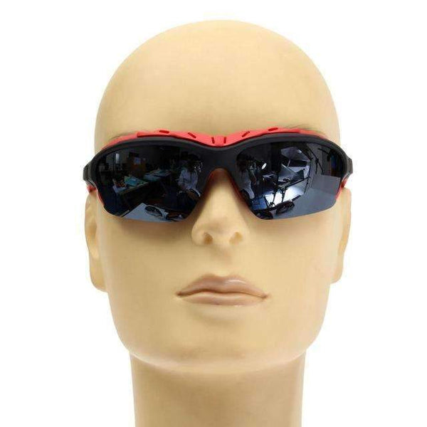PinKart-USA Online Shopping black Unisex Sport Sun Glasses Cycling Bicycle Bike Outdoor Eyewear Goggle Gifts