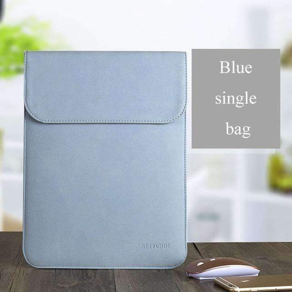PinKart-USA Online Shopping Blue 1 / for Xiaomi Air 12 Laptop Case Sleeve For Xiaomi Air 12 13 Inch Matte Leather Case For Xiaomi Mi Notebook Air