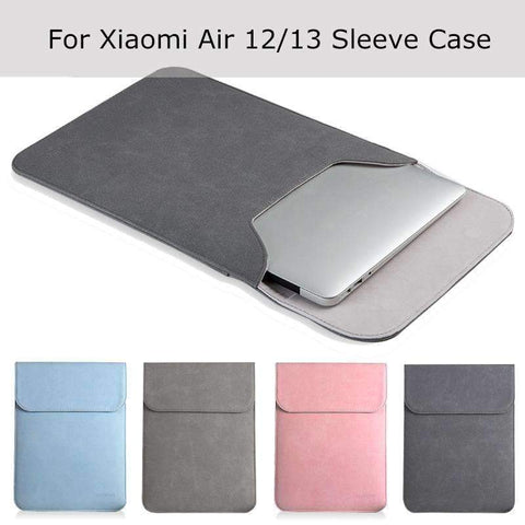 PinKart-USA Online Shopping Blue / for Xiaomi Air 12 Laptop Case Sleeve For Xiaomi Air 12 13 Inch Matte Leather Case For Xiaomi Mi Notebook Air
