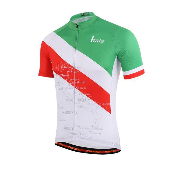 PINkart-USA Online Shopping Blue / L Cycling Jersey Tops Ropa Ciclismo Breathable Racing Cycling Clothing Maillot Ciclismo Pro