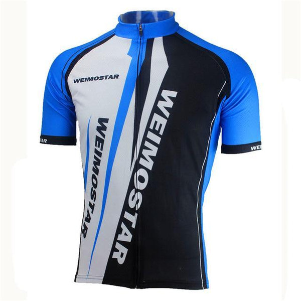 PINkart-USA Online Shopping Blue / L Pro Team Men'S Cycling Jersey Breathable Cycling Clothing Quick Dry Mtb Bike Bicycle Clothes