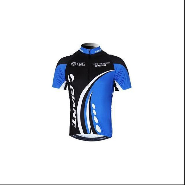 PINkart-USA Online Shopping Blue / S Team Cycling Bike Bicycle Clothing Clothes Women Men Cycling Jersey Jacket Jersey Top Bicycle