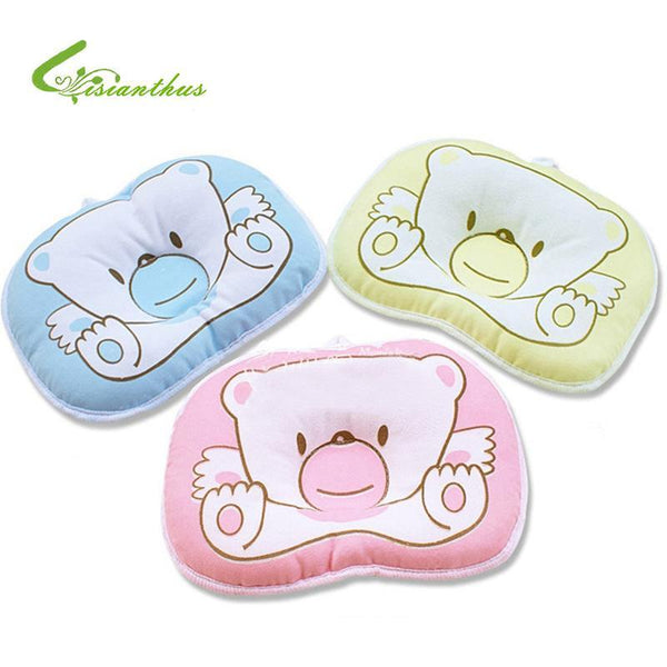 PINkart-USA Online Shopping Boys Girls Nursing Pillow Support Shape Soft Velvet Born Infant Pillows Cartoon Animal Bear Baby