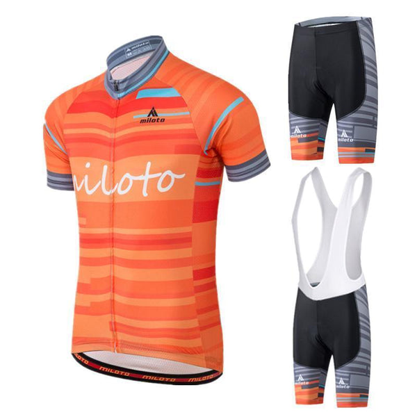 PINkart-USA Online Shopping Breathable Bike Team Cycling Jersey Sets Summer Road Bicycle Cycling Clothing Mtb Bike Jersey