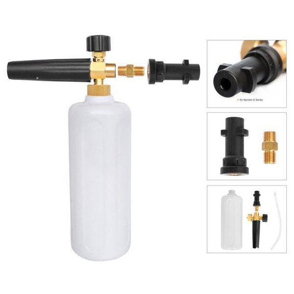 PINkart-USA Online Shopping Brown / China High Pressure Snow Foam Lance For Karcher K Series Soap Foamer Adjustable Foam Nozzle