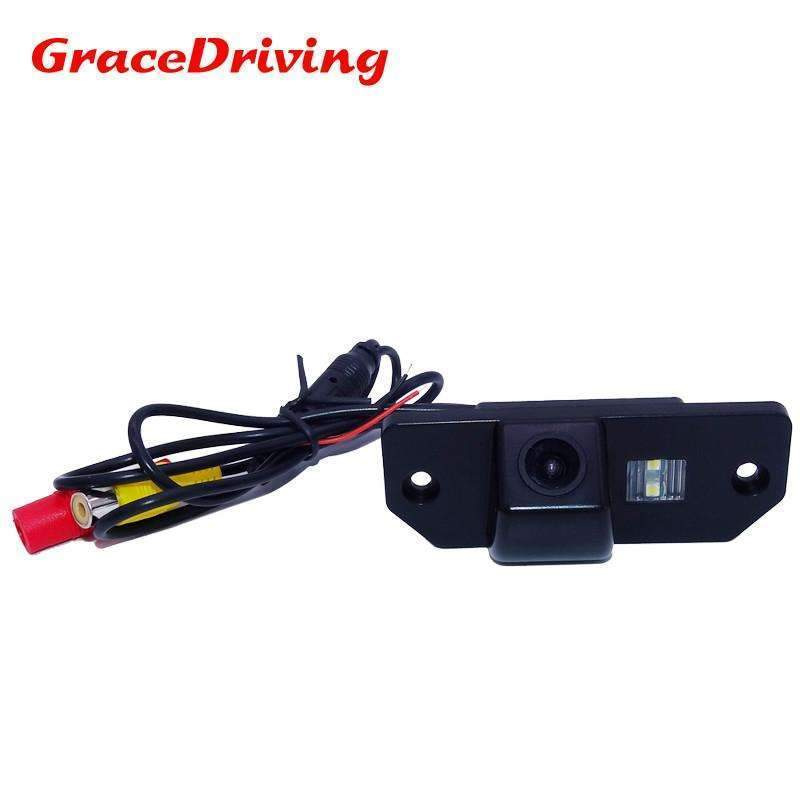 PinKart-USA Online Shopping China Ccd 1/3 Car Rear View Camera Parking Back Up Reversing Camera For Ford-Focus Sedan | C-Max |