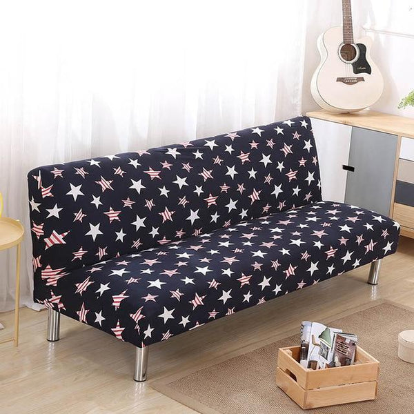 PINkart-USA Online Shopping Color 19 / 160cm to 190cm Universal Sofa Cover Stretch Big Elasticity Couch Cover Sofa Funiture Sofa Cover Without Armrest