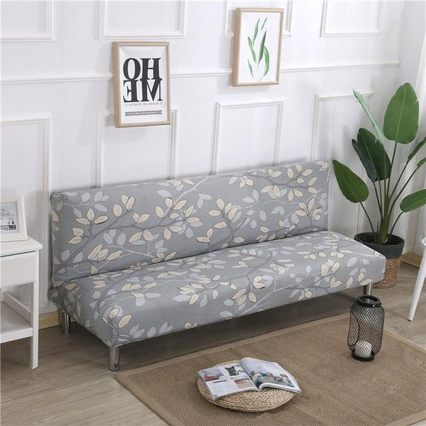 PINkart-USA Online Shopping Color 21 / 160cm to 190cm Universal Sofa Cover Stretch Big Elasticity Couch Cover Sofa Funiture Sofa Cover Without Armrest
