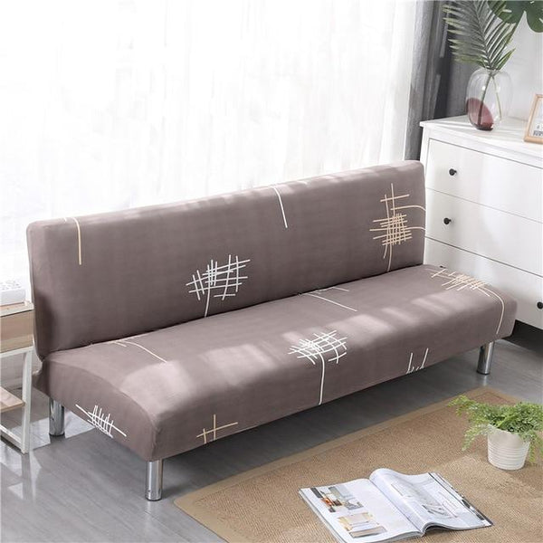 PINkart-USA Online Shopping Color 22 / 160cm to 190cm Universal Sofa Cover Stretch Big Elasticity Couch Cover Sofa Funiture Sofa Cover Without Armrest
