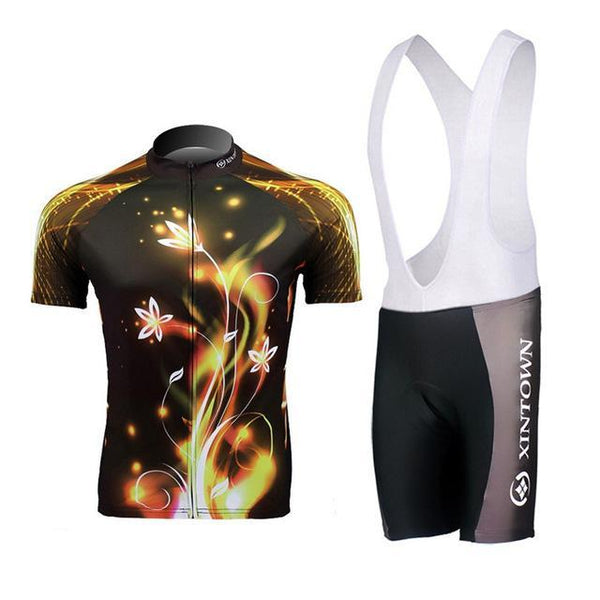 PINkart-USA Online Shopping Color 6 / S Dragon Cycling Jersey Set Men Summer Short Sleeve Mtb Bike Clothing Maillot Ciclismo Road Racing