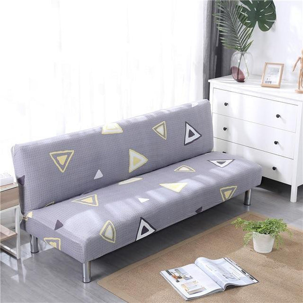 PINkart-USA Online Shopping Color 7 / 160cm to 190cm Universal Sofa Cover Stretch Big Elasticity Couch Cover Sofa Funiture Sofa Cover Without Armrest