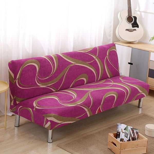 PINkart-USA Online Shopping Color 9 / 160cm to 190cm Universal Sofa Cover Stretch Big Elasticity Couch Cover Sofa Funiture Sofa Cover Without Armrest