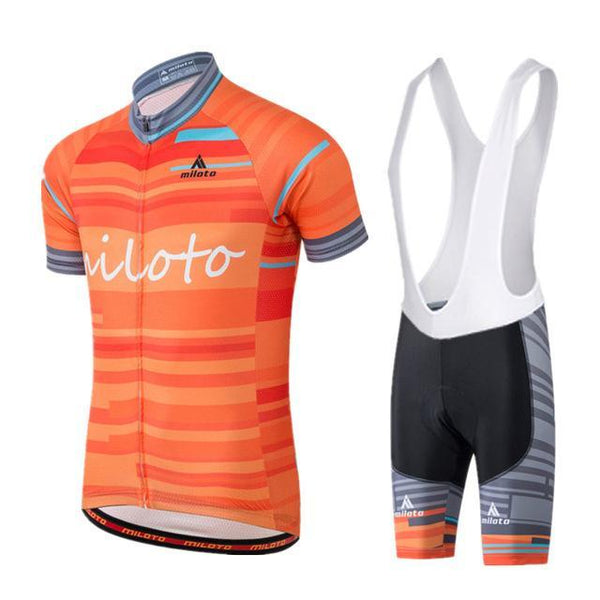 Breathable Bike Team Cycling Jersey Sets Summer Road Bicycle Cycling Clothing Mtb Bike Jersey