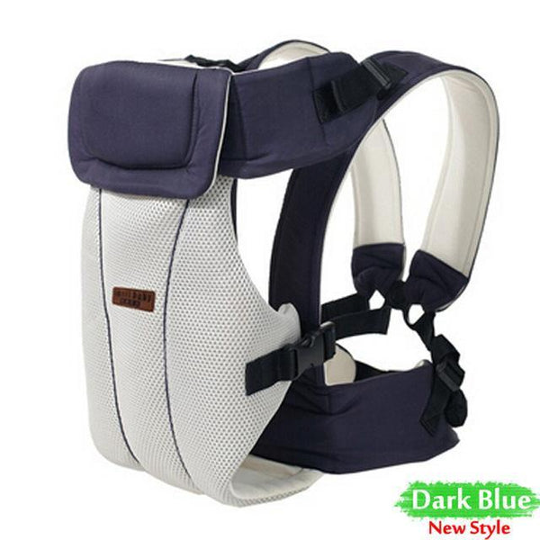 PINkart-USA Online Shopping Dark blue 0 To 30 Months Baby Sling Breathable Ergonomic Baby Carrier Front Carrying Children Kangaroo Infant