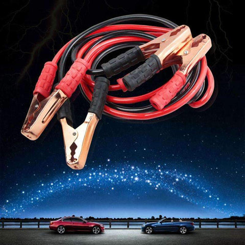 PinKart-USA Online Shopping Default Title 2M Heavy Duty 500Amp Power Charging Jump Start Leads Car Van Battery Booster Cable