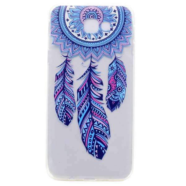 PinKart-USA Online Shopping Default Title Clear Soft Tpu Phone Cases For Samsung Galaxy A7 A5 A3 Funda Variety Pattern Capa Gel Rubber