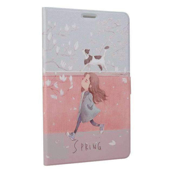 PinKart-USA Online Shopping E008 Slim Fashion Pu Case For Huawei Mediapad T3 8.0 Kob-L09 Kob-W09 Smart Cover Funda For Honor Play