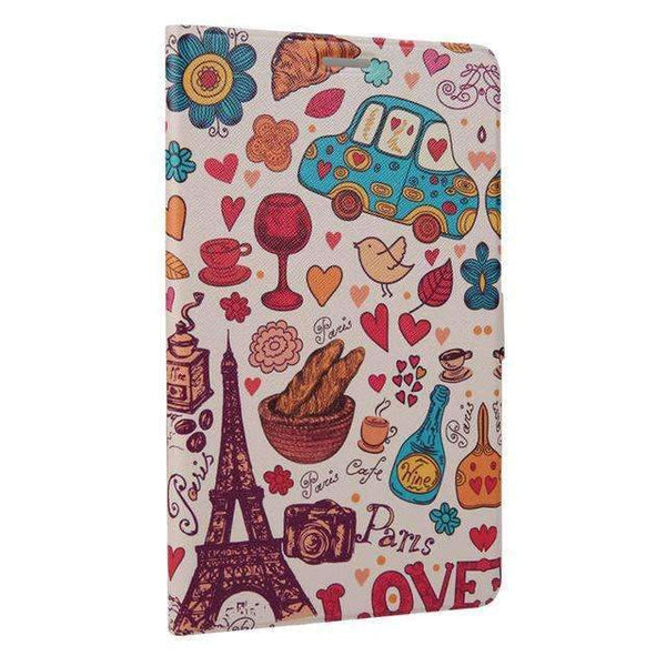 PinKart-USA Online Shopping E012 Slim Fashion Pu Case For Huawei Mediapad T3 8.0 Kob-L09 Kob-W09 Smart Cover Funda For Honor Play