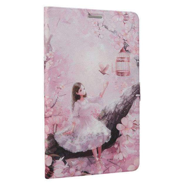 PinKart-USA Online Shopping E014 Slim Fashion Pu Case For Huawei Mediapad T3 8.0 Kob-L09 Kob-W09 Smart Cover Funda For Honor Play