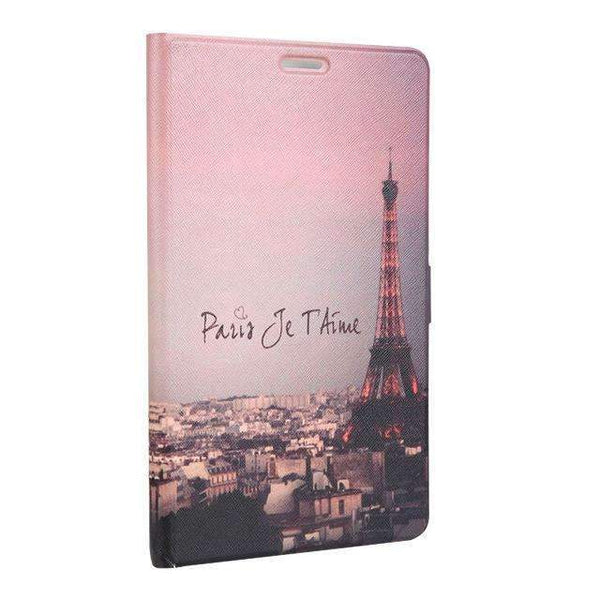 PinKart-USA Online Shopping E015 Slim Fashion Pu Case For Huawei Mediapad T3 8.0 Kob-L09 Kob-W09 Smart Cover Funda For Honor Play