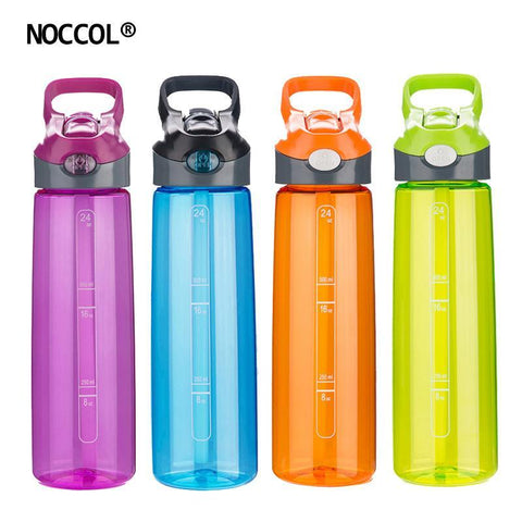 PINkart-USA Online Shopping Eco Friendly Healthy Water Bottle High Quality Adults Sports Colored Bpa Free Plastic