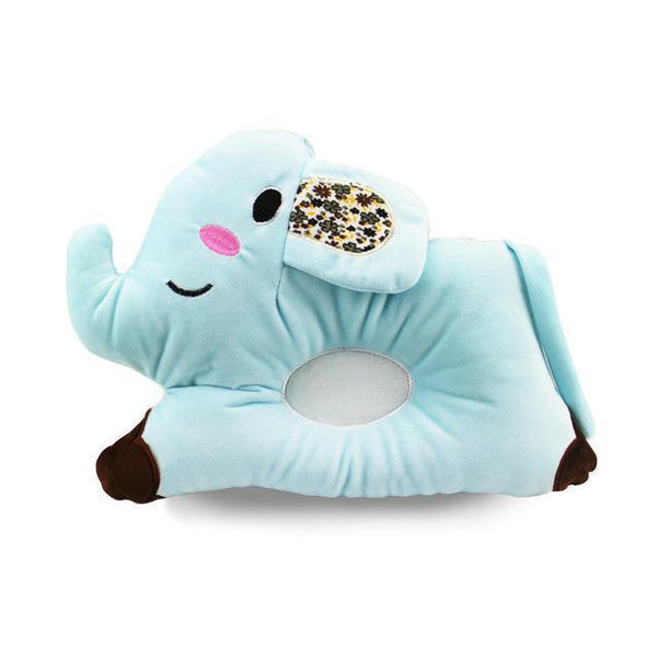 PINkart-USA Online Shopping Elephant Blue Born Shaping Nursing Pillow Animals Baby Room Decor Pillows Wall Stickers Kids Boy Girl Crib