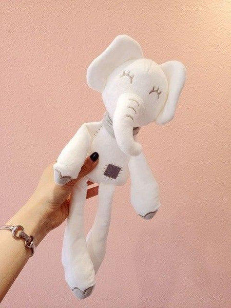 PINkart-USA Online Shopping elephant Sales Baby Plush Toys Girls Boys Cartoon Rabbit Elephant Dolls Infant Comfort Soft Stuffed Toys
