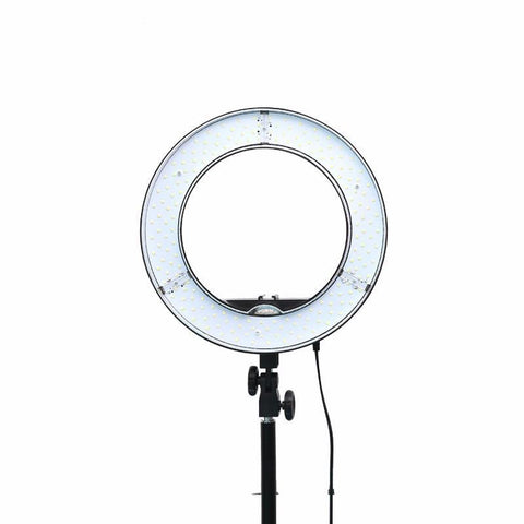 "PINkart-USA Online Shopping Es180 180 Led 13"" Stepless Adjustable Ring Light Camera Photo/Video 180Pcs Led 5500K Dimmable (1%"