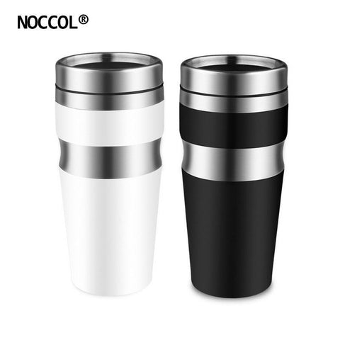 PINkart-USA Online Shopping Fashion Double Stainless Steel Mugs For Car With Lid High Quality Eco Friendly Adults