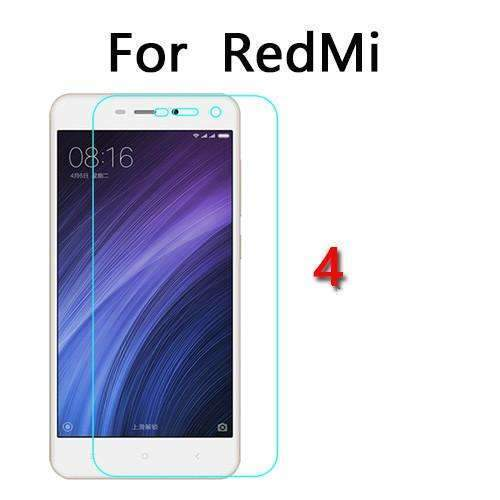 PinKart-USA Online Shopping for redmi 4 / Tempered Glass Top Quality 9H 0.26Mm Screen Protection Tempered Glass For Xiaomi Redmi 3 3S 3X Pro 4 4A Nota 2 Not