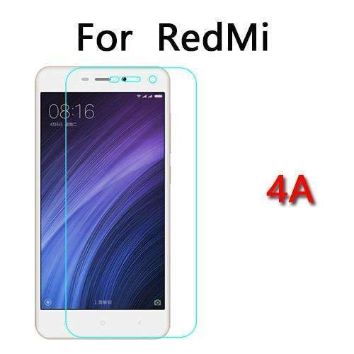 PinKart-USA Online Shopping for redmi 4A / Tempered Glass Top Quality 9H 0.26Mm Screen Protection Tempered Glass For Xiaomi Redmi 3 3S 3X Pro 4 4A Nota 2 Not