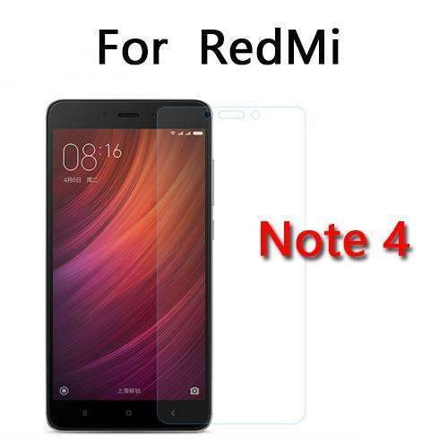PinKart-USA Online Shopping for redmi note 4 / Tempered Glass Top Quality 9H 0.26Mm Screen Protection Tempered Glass For Xiaomi Redmi 3 3S 3X Pro 4 4A Nota 2 Not