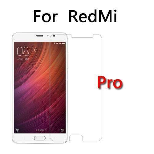 PinKart-USA Online Shopping for redmi pro / Tempered Glass Top Quality 9H 0.26Mm Screen Protection Tempered Glass For Xiaomi Redmi 3 3S 3X Pro 4 4A Nota 2 Not