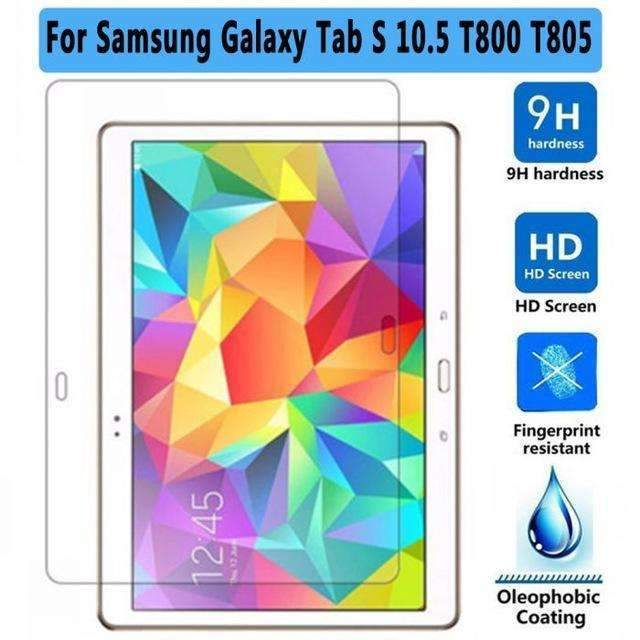 PinKart-USA Online Shopping For T800 T805 Tempered Glass For Samsung Galaxy Tab S 10.5 T800 T805 Tempered Glass For Samsung Galaxy Tab S 8.4
