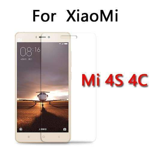 PinKart-USA Online Shopping for xiaomi 4S 4C / Tempered Glass Top Quality 9H 0.26Mm Screen Protection Tempered Glass For Xiaomi Redmi 3 3S 3X Pro 4 4A Nota 2 Not